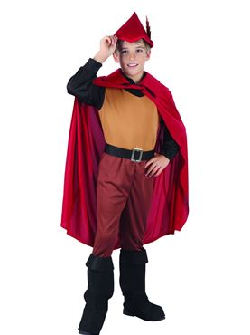 Child Forest Prince Costume