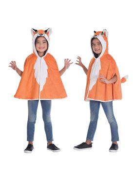 Child Fox Cape