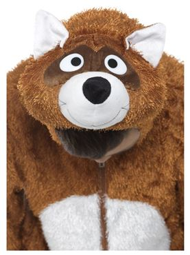 Child Fox Costume - Side View