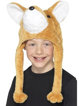 Child Fox Hat