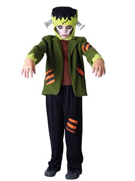 Child Frankenstein Costume