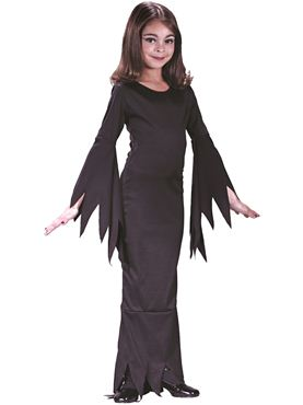 Child Morticia Costume