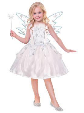 Child Frozen Fairy Costume
