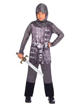 Child Gallant Knight Costume
