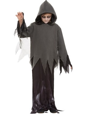 Child Ghost Ghoul Costume