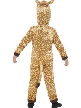 Child Giraffe Costume - Side View