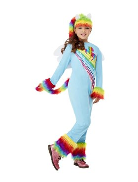 Child Girls Pony Costume