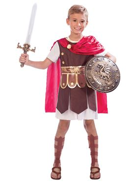 Child Gladiator Costume Couples Costume