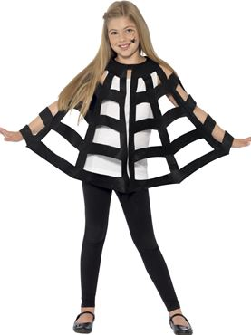 Child Spider Cape