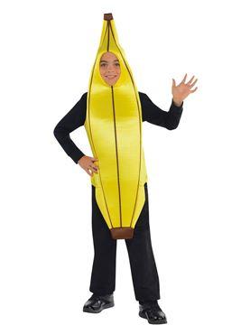 Child Going Bananas Costume