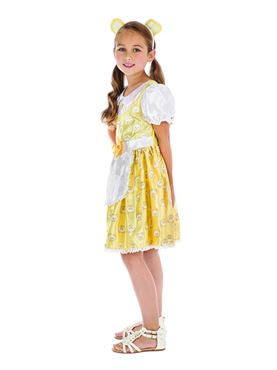 Child Goldilocks Costume - Side View