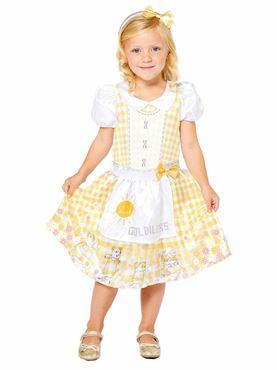 Child Goldilocks Sustainable Costume