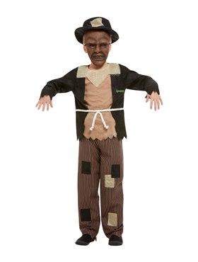 Child Goosebumps Scarecrow Costume