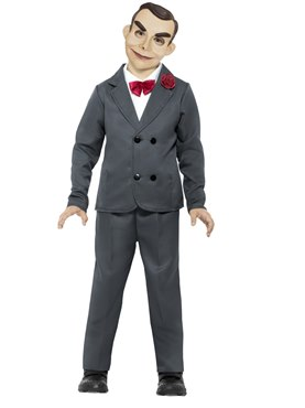 Child Goosebumps Slappy the Dummy Costume