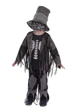 Child Grave Digger Costume