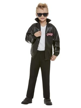 Child Grease T-Bird Jacket Couples Costume