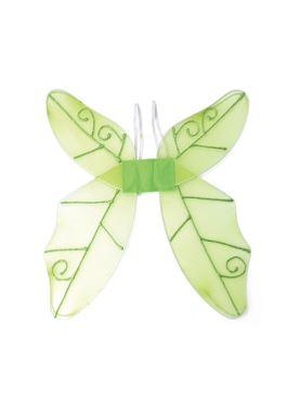 Child Green Butterfly Wings