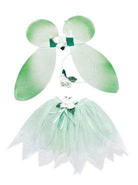 Child Green Fairy Set