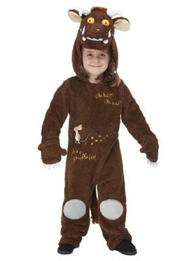 Child Gruffalo Deluxe Costume