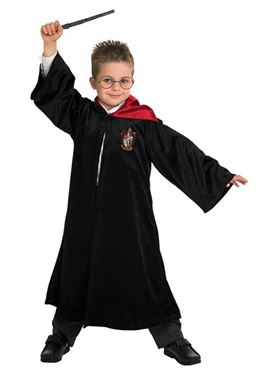 Child Harry Potter Deluxe School Robe