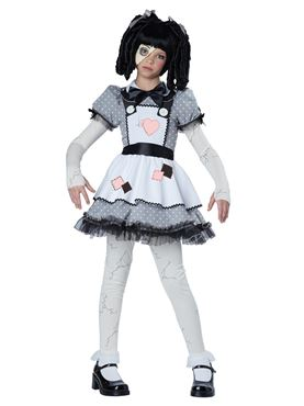 Child Haunted Doll Costume