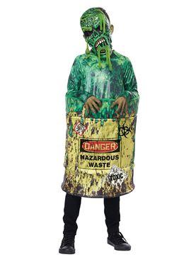 Child Hazardous Waste Costume