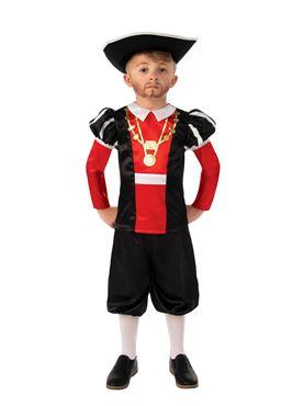 Child Henry VIII Costume