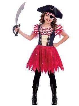 Child High Seas Pirate Costume