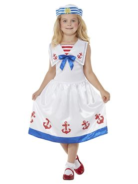Child High Seas Sailor Costume