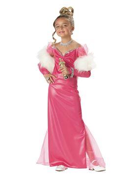 Child Hollywood Starlet Costume