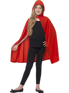Child Hooded Cape