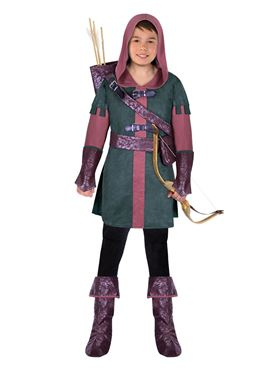 Child Hooded Prince Costume