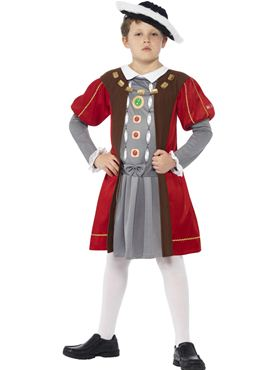 Child Horrible Histories Henry VIII Costume Couples Costume