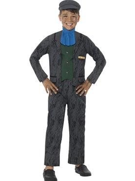 Child Horrible Histories Miner Costume
