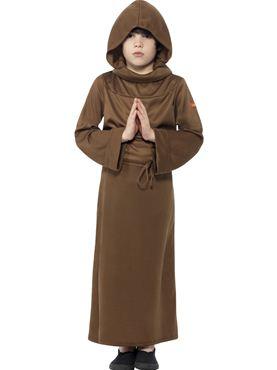 Child Horrible Histories Monk Costume