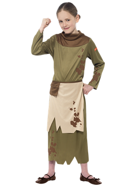 Child Horrible Histories Revolting Peasant Girl Costume Couples Costume