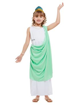 Child Horrible Histories Roman Girl Costume