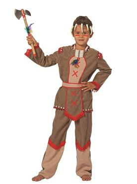 Child Indian Boy Costume Thumbnail