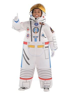 Child Inflatable Astronaut Costume