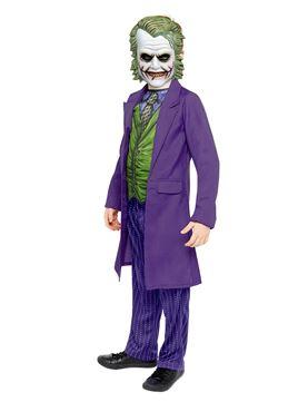 Child Joker Movie Costume - Side View