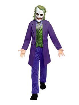 Child Joker Movie Costume Couples Costume