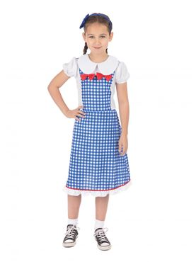 Child Kansas Girl Costume