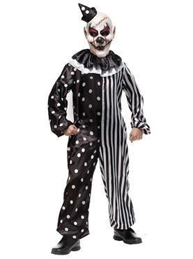 Child Killjoy Klown Costume