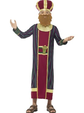 Child King Balthazar Costume