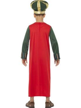 Child King Gaspar Costume - Side View
