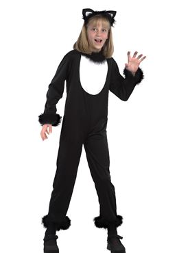 Child Kitty Costume