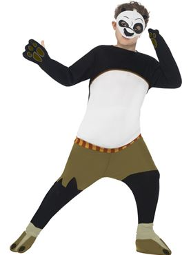 Child Kung Fu Panda Costume  sc 1 st  Fancy Dress Ball & Child Kung Fu Panda Costume - 20495 - Fancy Dress Ball