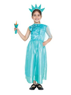Child Liberty Girl Costume