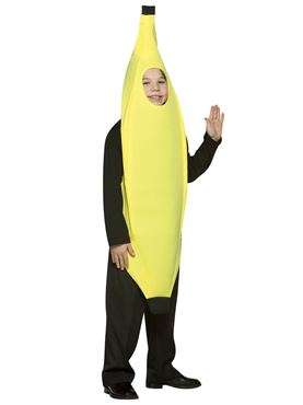 Child Lightweight Banana Costume