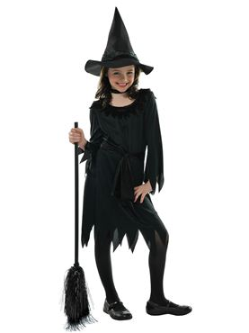 Child Lil' Witch Costume